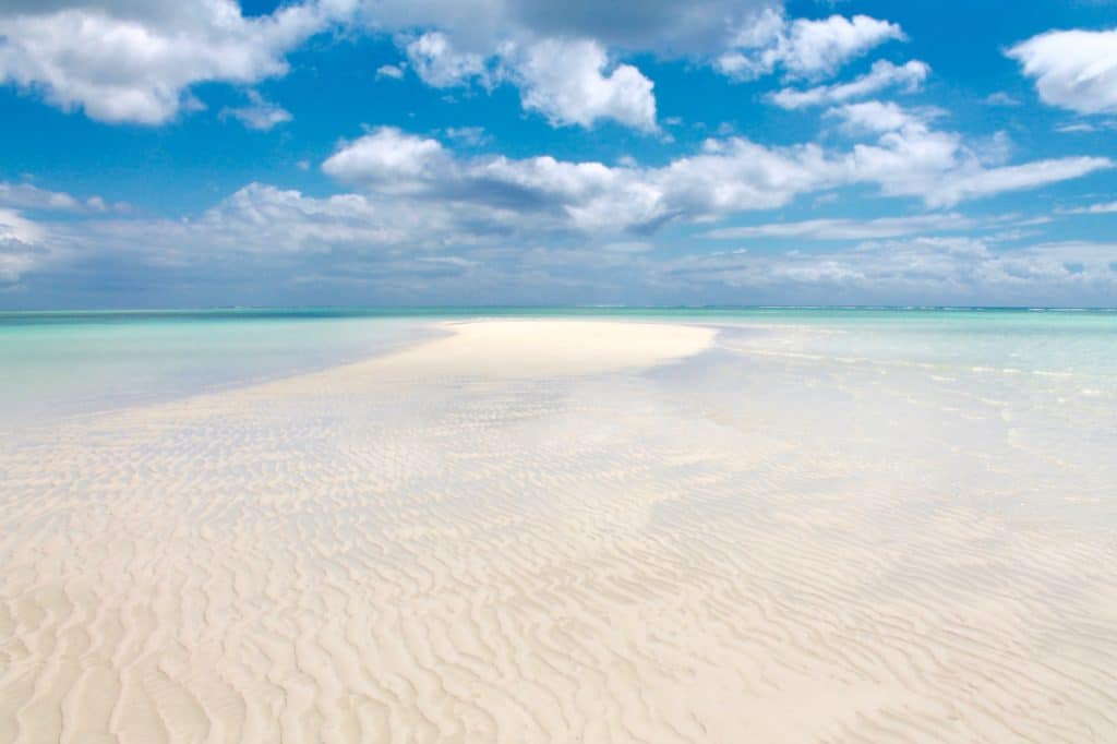 Tanzania Zanzibar beautiful beach