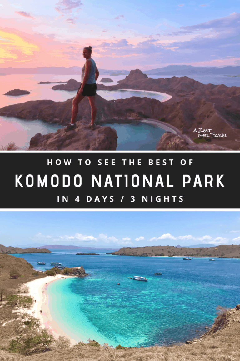 Komodo Island Boat Tour From Lombok To Flores   A Zest For Travel